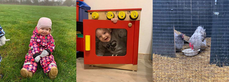 Privat børnepasning - Børns hverdag